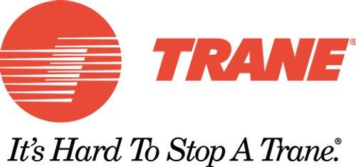 It's Hard to Stop a Trane Logo