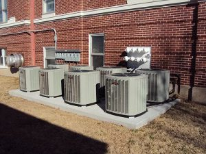 Air Conditioners at Multi Family Unit
